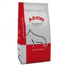 Arion Premium Performance es un pienso indicado para aportar engergía  los  perros especialmente activos.
