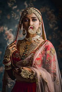 Indian Wedding Gowns, Indian Bridal Photos, Indian Bridal Fashion, Indian Fashion Dresses, Indian Bride Poses, Indian Wedding Photography Poses, Bride Photography, Bridal Poses, Bridal Shoot