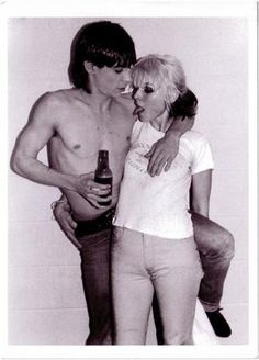 Iggy and Debbie.