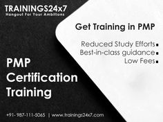 We are a professional development #company providing #certification #training programs for #PMP: