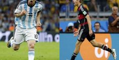 facts about Argentina-Germany FIFA World Cup 2014 final