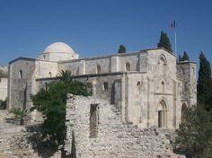 St Anne's  Church Jerusalem | 2008 jerusalem journal
