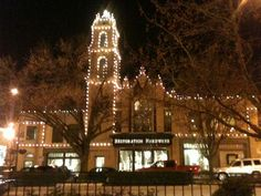 Plaza lights Kansas City Missouri