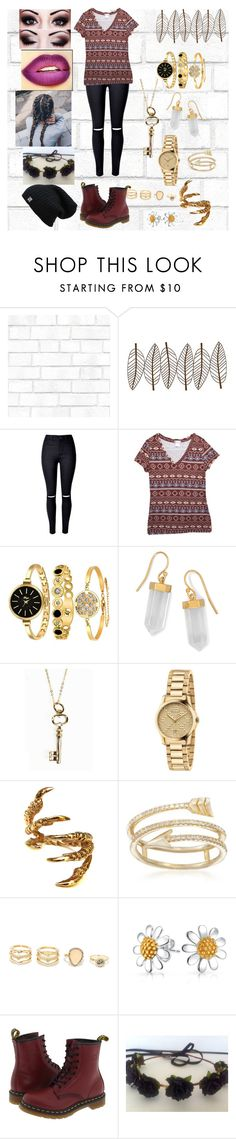 """The Contest"" by missmiyahd on Polyvore featuring Tempaper, New View, Wet Seal, BillyTheTree, Rachael Ryen, Gucci, Tessa Metcalfe, Ross-Simons, LULUS and Bling Jewelry"
