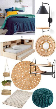 Idées cadeaux de Noël 2020 : tout pour refaire sa chambre Decoration, Kids Rugs, Blog, Invitation, Aesthetics, Home Decor, Hobby Lobby Bedroom, Cozy Room, Decor
