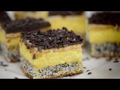Reteta culinara Desert prajitura Tosca din categoria Prajituri. Cum sa faci Desert prajitura Tosca Bakery, Cheesecake, Sweets, Desserts, Food, Juices, Sweet Recipes, Fruit, Biscuits