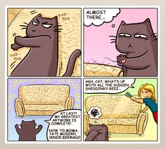 The one about art potential | Catsu The Cat