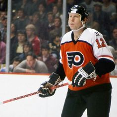 Tim Kerr | Philadelphia Flyers | NHL | Hockey