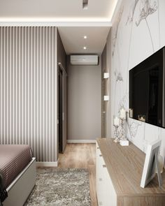 Interior Concept, Interior Design, Closet Layout, Bedroom Wardrobe, Walk In Closet, Apartment Interior, Sweet Home, Living Room, Modern