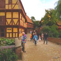 Den gamle by, Århus