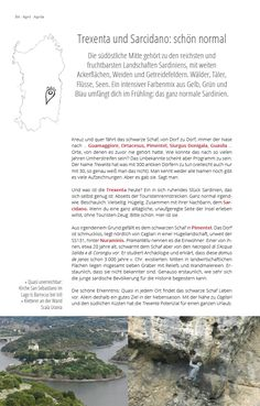 Leseprobe - April - Trexenta und Sarcidano ... #sardinien #reiseführer #reisebuch #sasardigna