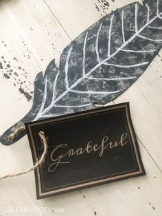 Today is a project that marries two favorite things. Faux galvanized feather and place cards set. By now it is no secret that I love all things for home decor that are feathers and that are galvanized. Have you had a chance to see the new Hearth and Hand collection by Chip and Joanna yet? ... Read More about Faux Galvanized Feather and Place Cards