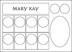 Image result for mary kay tray inserts for timewise repair