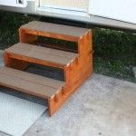 Best Unique Wooden Portable Steps For Your Travel Trailer Rv Ideas Camper Camping Diy Rv 400 x 300