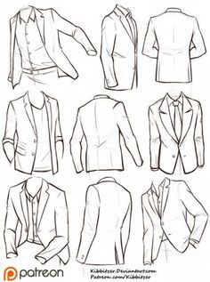 Super Clothes Drawing Reference Sketch Ideas Source by Lu_cy_ drawing Suit Drawing, Body Drawing, Manga Drawing, Drawing Sketches, Drawings, Drawing Ideas, Sketching, Drawing Reference Poses, Design Reference