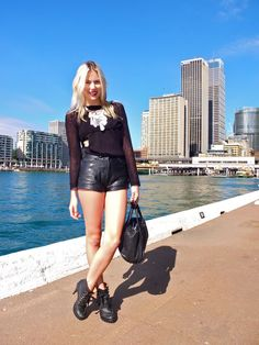 Face Hunter: SYDNEY - fashion week australia, day 5, 05/04/12