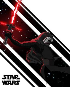 Kylo Ren - Star Wars: The Force Awakens - WeaponXIX.deviantart.com