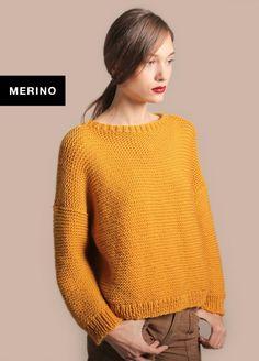Knitting kit meriwool dalston sweater Knitting Patterns Free a9ab5a184