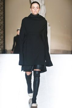 Rick Owens Collection - Fall 2014 RTW