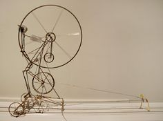 kinetic art - Rolling Ball Machines- Arthur Ganson