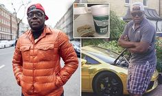 University dropout becomes a stockbroker and spends £150k on supercars