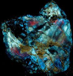 Columbia Mine, Marion, KY Florescent Minerals book through: Ben E. Clement Mineral Museum