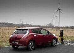 Nissan poderá produzir carros elétricos no Brasil