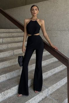 Elegant Summer Outfits, Classy Outfits, Chic Outfits, Fashion Outfits, Casual Night Outfits, Dinner Outfits, Evening Outfits, Night Out Outfit Classy, Outfits Fiesta