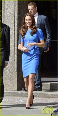 Duchess Kate: Aiming High Exhibit! July 19, 2012