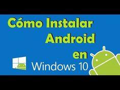 Cómo Instalar KitKat Android 4.4.2 en Windows 10 | Android Fácil