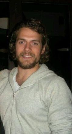 Cavill after spending a few nights and days on a deserted island with me..lol!! ;)