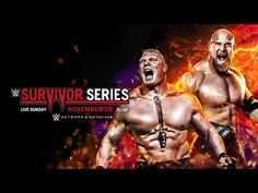 WWE SURVIVOR SERIES 2016 LESNAR vs GOLDBERG RANT