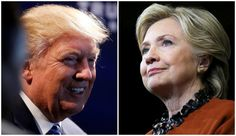 Trump gains ground on Clinton - http://thehawk.in/news/trump-gains-ground-on-clinton/