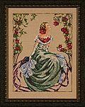 Lady of the Mist - Mirabilia Cross Stitch Pattern