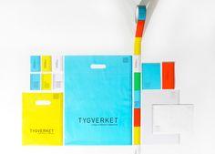 Tygverket by Studio No10 , via Behance