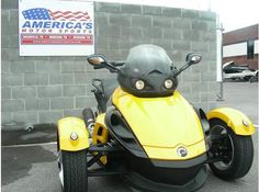 2008 Can-Am Spyder GS (SM5) 103546241 large photo2