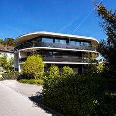 MFH in Winterthur, AMZ Architekten AG, Foto Franz Roos