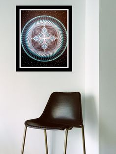 Mandala, Chair, Furniture, Home Decor, Decoration Home, Room Decor, Home Furnishings, Stool, Home Interior Design