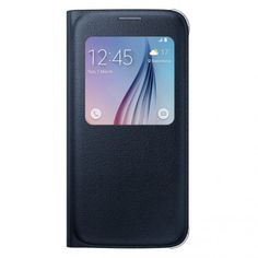 Funda Samsung Galaxy S6 S View Original Negra  39,99 €