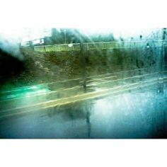 Emptiness #skantzman #manolisskantzakis #photography #colour #window #rain #bus #fujix100t #velvia