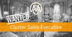 Very nice opportunity for a sales talent who wants to make his/her next career step into the luxury market as Cluster Sales Executive. Representing upscale hotel brand.