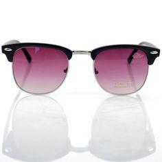 Óculos - Holy Glasses - Clubmaster Solar Fumê