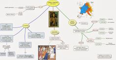MAPPE per la SCUOLA: CARLO MAGNO, L'IMPERO CAROLINGIO