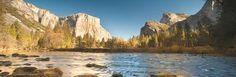 Yosemite Park hot springs