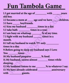 Super Fun Tambola Game For Kitty Party - Kitty party games Ladies Kitty Party Games, Kitty Party Themes, Kitty Games, Cat Party, Ladies Party, Beach Party Games, Dinner Party Games, Adult Party Games, Adult Games
