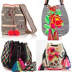 Wayuu Mochilla Bag Nasıl Yapılır? 2