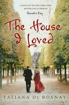 // Chosen by the librarian based on other books I've enjoyed, I could relate to The House I Loved & imagine I would go to the same lengths as Madame Bazelet in Paris of the 1860s...