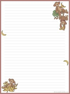 Monkey Stationary