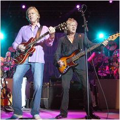 Keep on Rockin', Justin & John!!