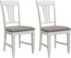 Lowa Painted Dining Chair x 2 £189.00